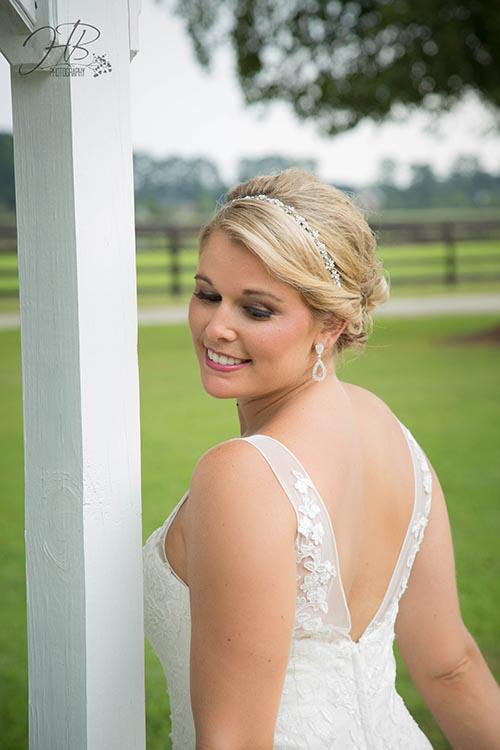 Bridal Portrait of Young Bride