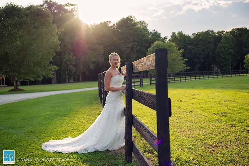 Farm-Wedding-Bride-Washington-NC
