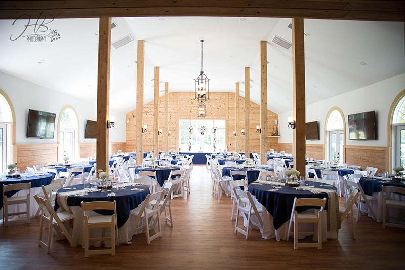 Banquet Hall at Fox Hollow Farm