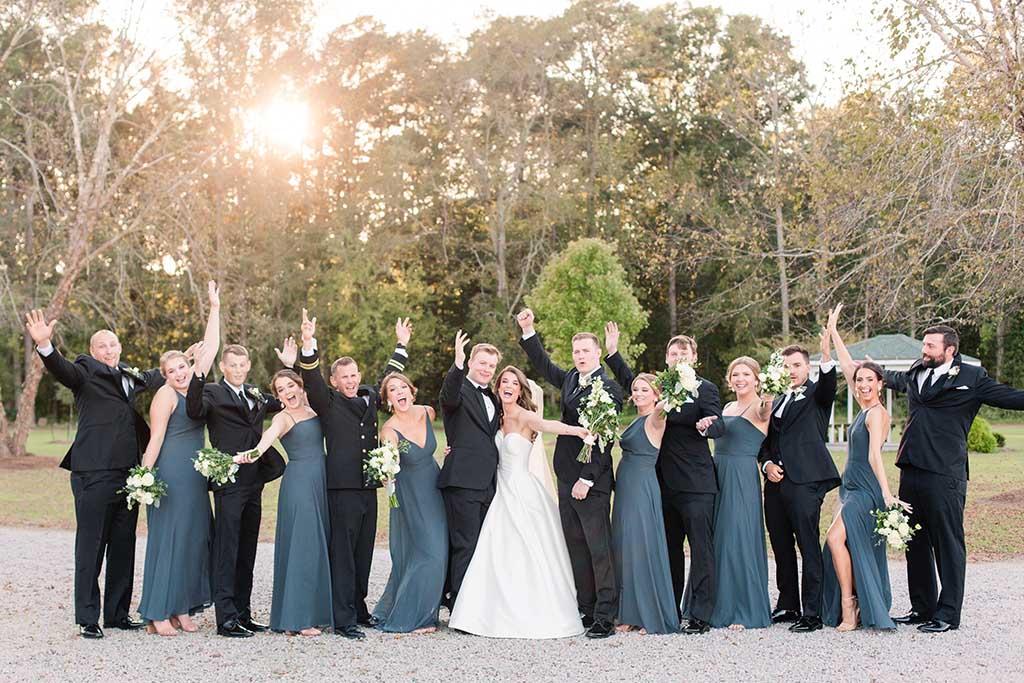 bridal-party-blue