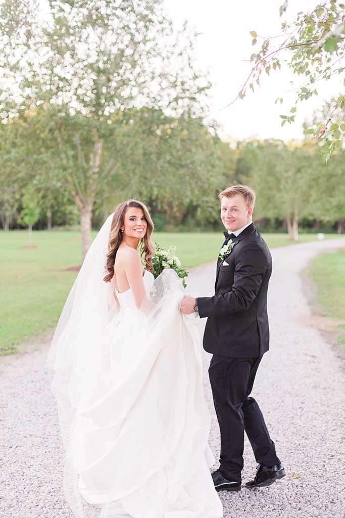 bride-and-groom-walking-together